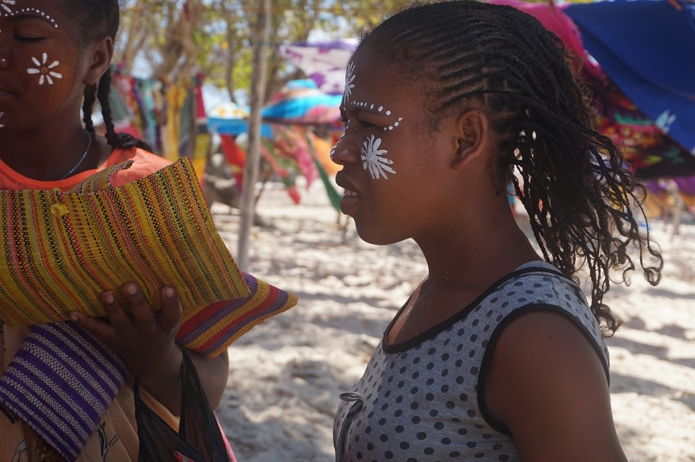women of Madagascar