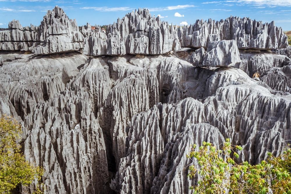 Tsingy of Bemaraha Madgascar Tsiky Tour
