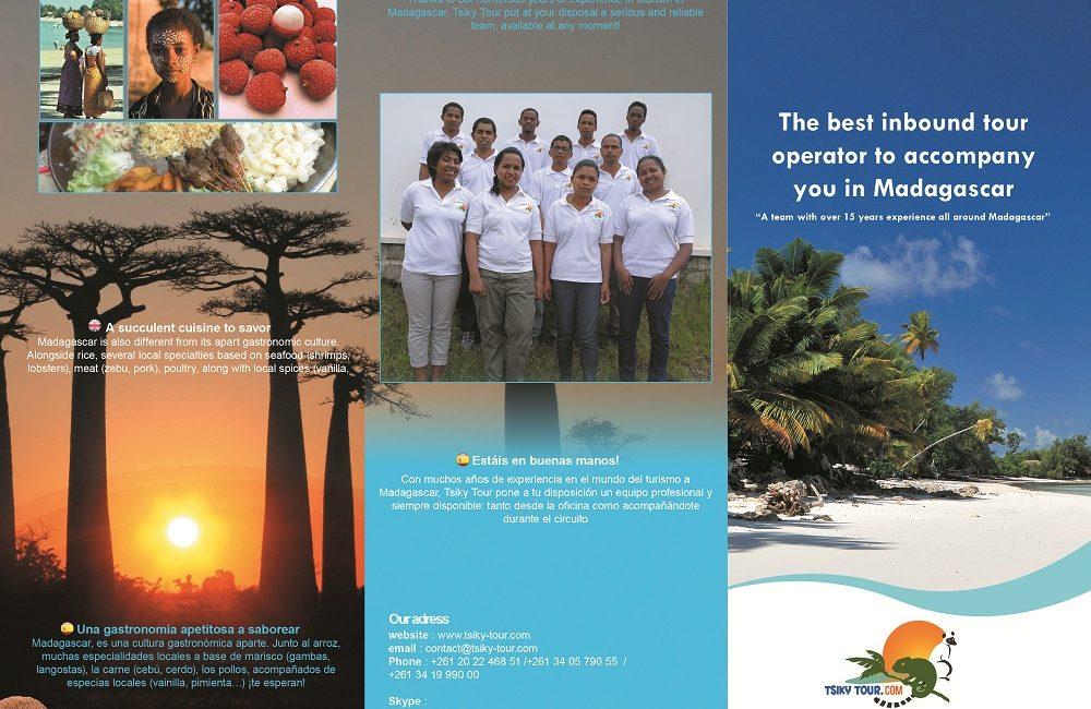 tsiky tour brochure